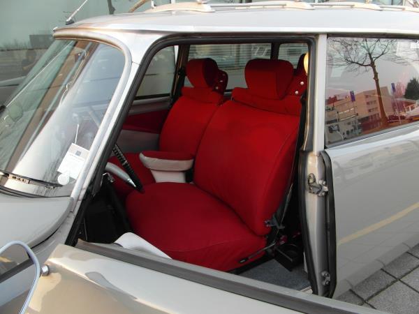 Auto renaissance aanbod for Interieur 60er jaren